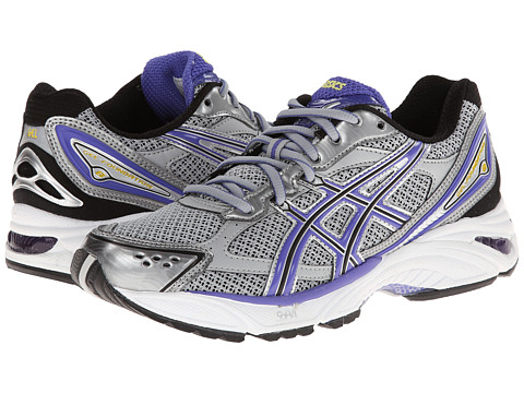 ASICS - Gel-Foundation 8 (Lightning/Iris/Black) Women's Running Shoes