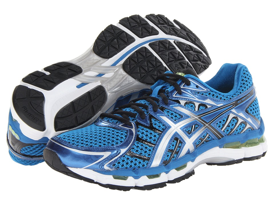 ASICS - Gel-Surveyor 2 (Royal/Lightning/Flash Yellow) Men's Shoes