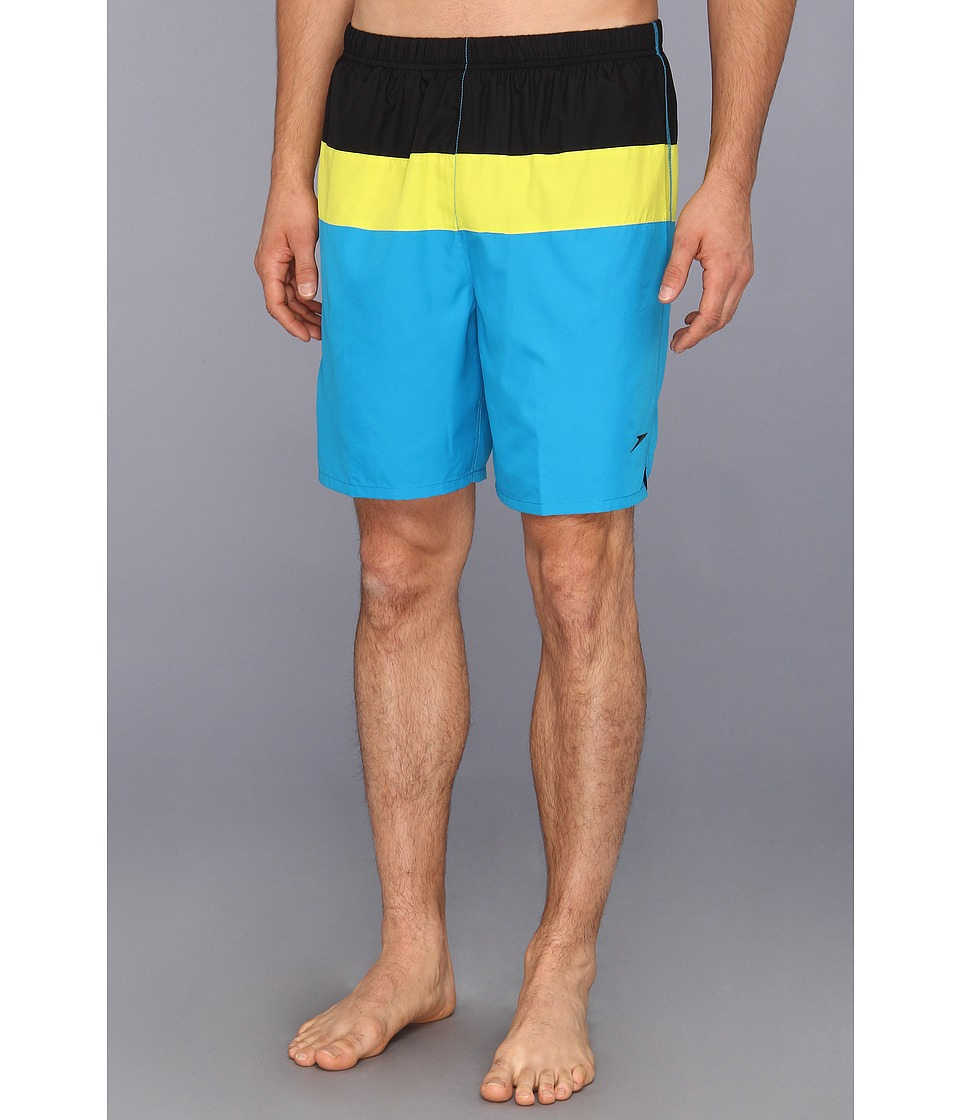 Speedo - Packable Volley Short (Vivid Teal) Men