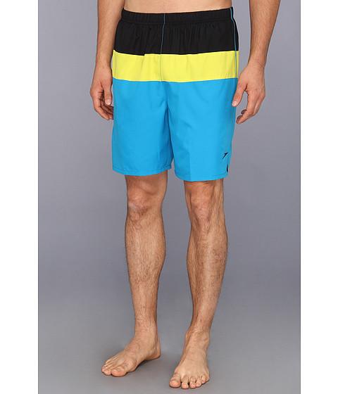 Speedo - Packable Volley Short (Vivid Teal) Men's Swimwear