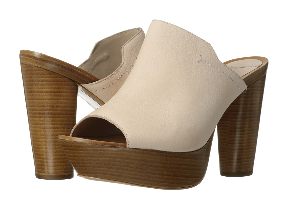 10 Crosby Derek Lam - Katy (Nude Tumbled Nubuck) High Heels