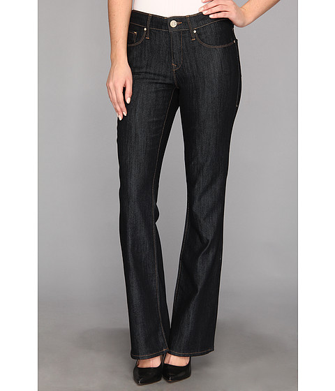 Mavi Jeans - Molly Mid-Rise Classic Bootcut in Rinse Kensington (Rinse Kensington) Women's Jeans