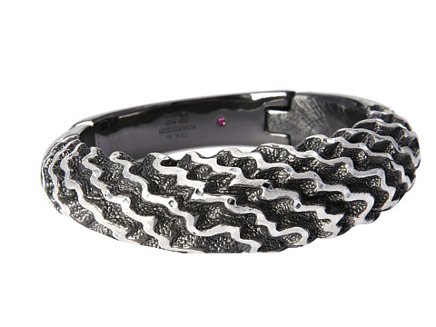 Roberto Coin - Zebra Bangle (Black/White) Bracelet