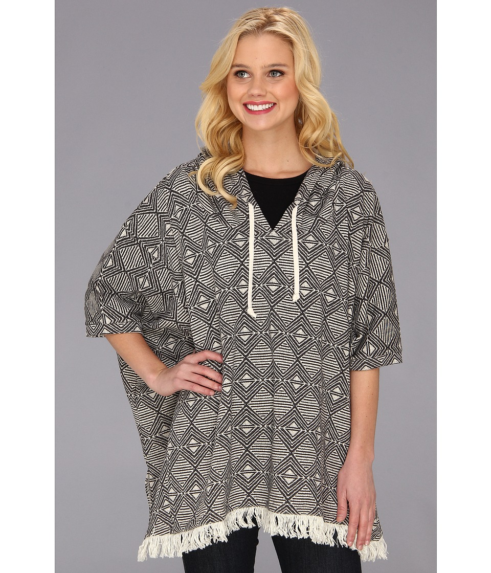 Alternative - Lakeside Poncho (Retro Diamond) Women