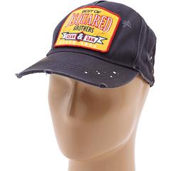 DSQUARED2 Dsquared Brothers Baseball Cap (Navy) Baseball Caps