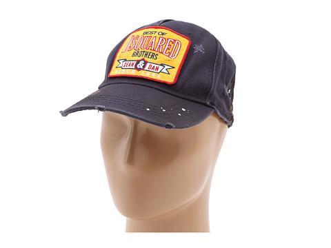 DSQUARED2 - Dsquared Brothers Baseball Cap (Navy) Baseball Caps
