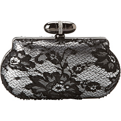 SALE! $119.99 - Save $76 on Franchi Handbags Prima Minaudiere (Silver) Bags and Luggage - 38.78% OFF $196.00