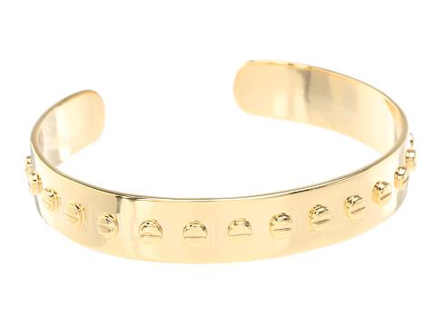 gorjana - Chaplin Cuff Bracelet (Gold) Bracelet