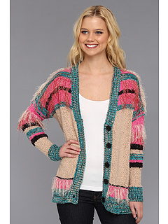 SALE! $44.99 - Save $54 on MINKPINK Gypsy Love Cardigan (Multi) Apparel - 54.56% OFF $99.00