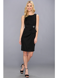 SALE! $66.99 - Save $81 on Tahari by ASL Larry Dress (Black) Apparel - 54.74% OFF $148.00
