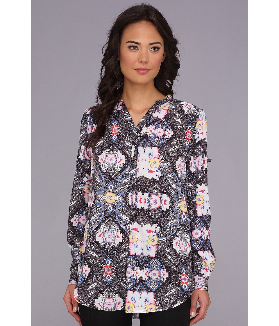 MINKPINK - Lonely City Shirt (Multi) Women