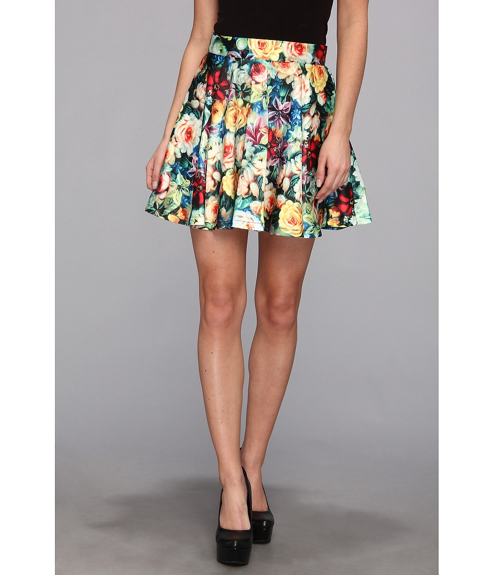MINKPINK - Secret Garden Skirt (Multi) Women's Skirt
