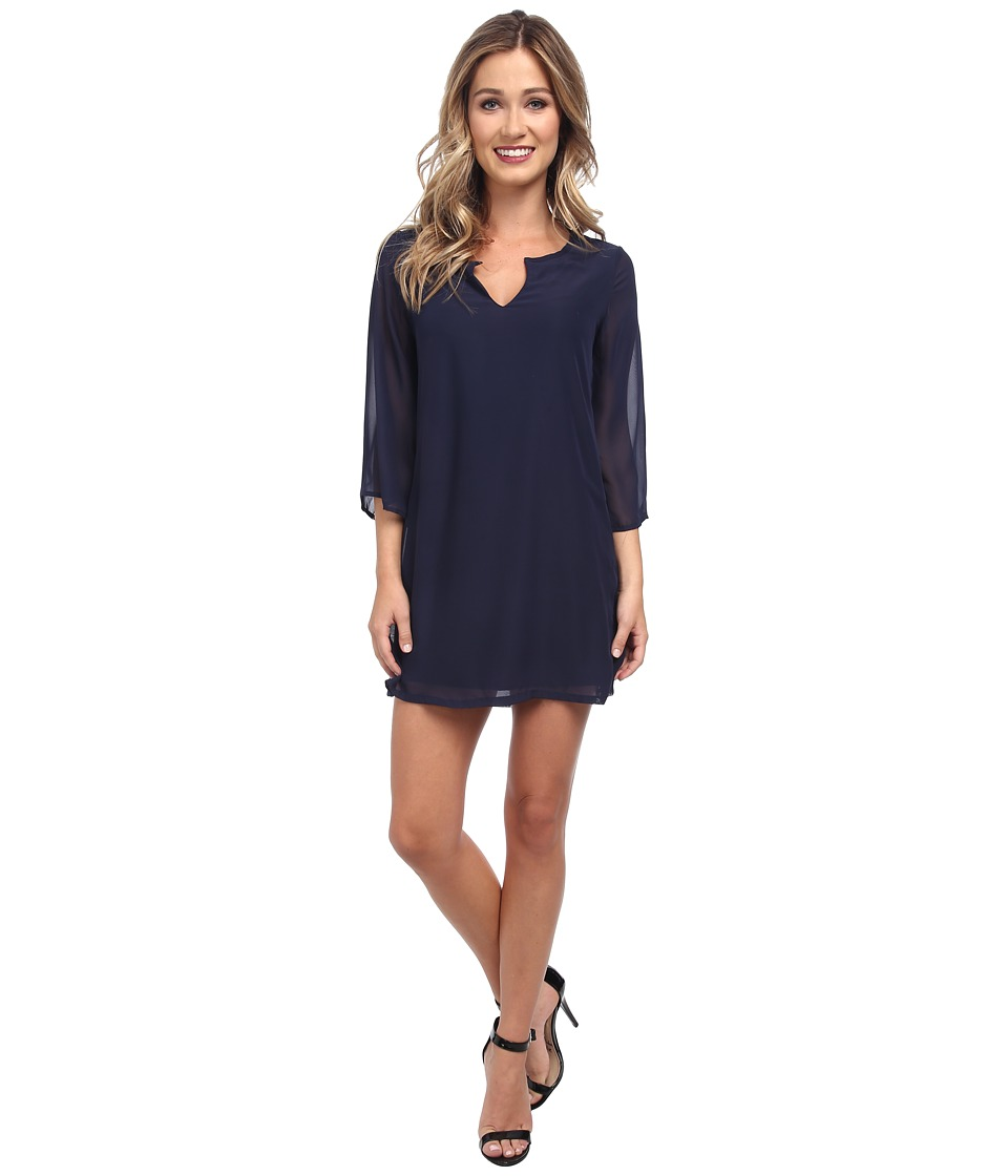 Gabriella Rocha - Jennifer Dress (Navy) Women's Dress