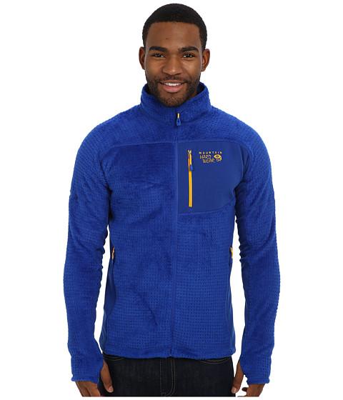 Mountain Hardwear - Hoodless Monkey Man Grid Jacket (Azul) Men's Coat