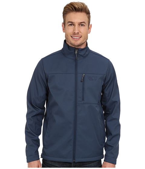 Mountain Hardwear - Android II Jacket (Zinc) Men's Coat