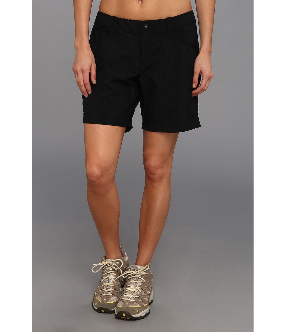 Mountain Hardwear - Ramesa Short V2 (Black) Women's Shorts