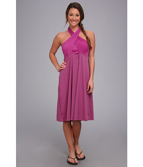 Mountain Hardwear - DrySpun Convertible Dress (Berry Jam) Women's Dress