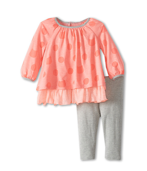 Luna Luna Copenhagen - Cherub Lounge 3 Piece Set (Infant) (Cerise) Girl's Active Sets