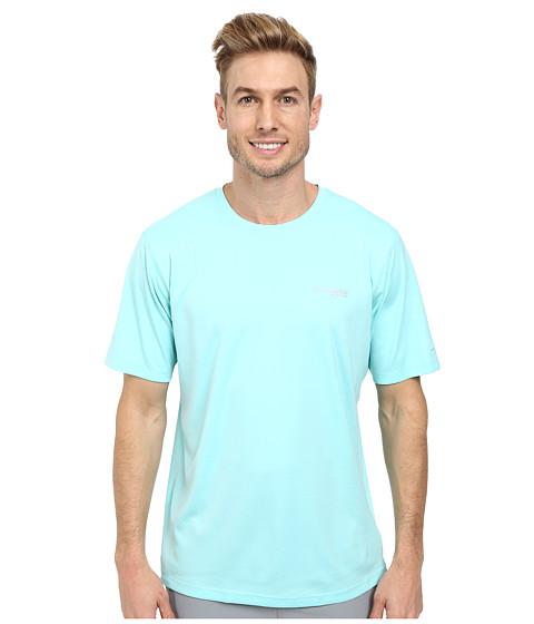 Columbia - PFG ZERO Rules S/S Shirt (Gulf Stream) Men