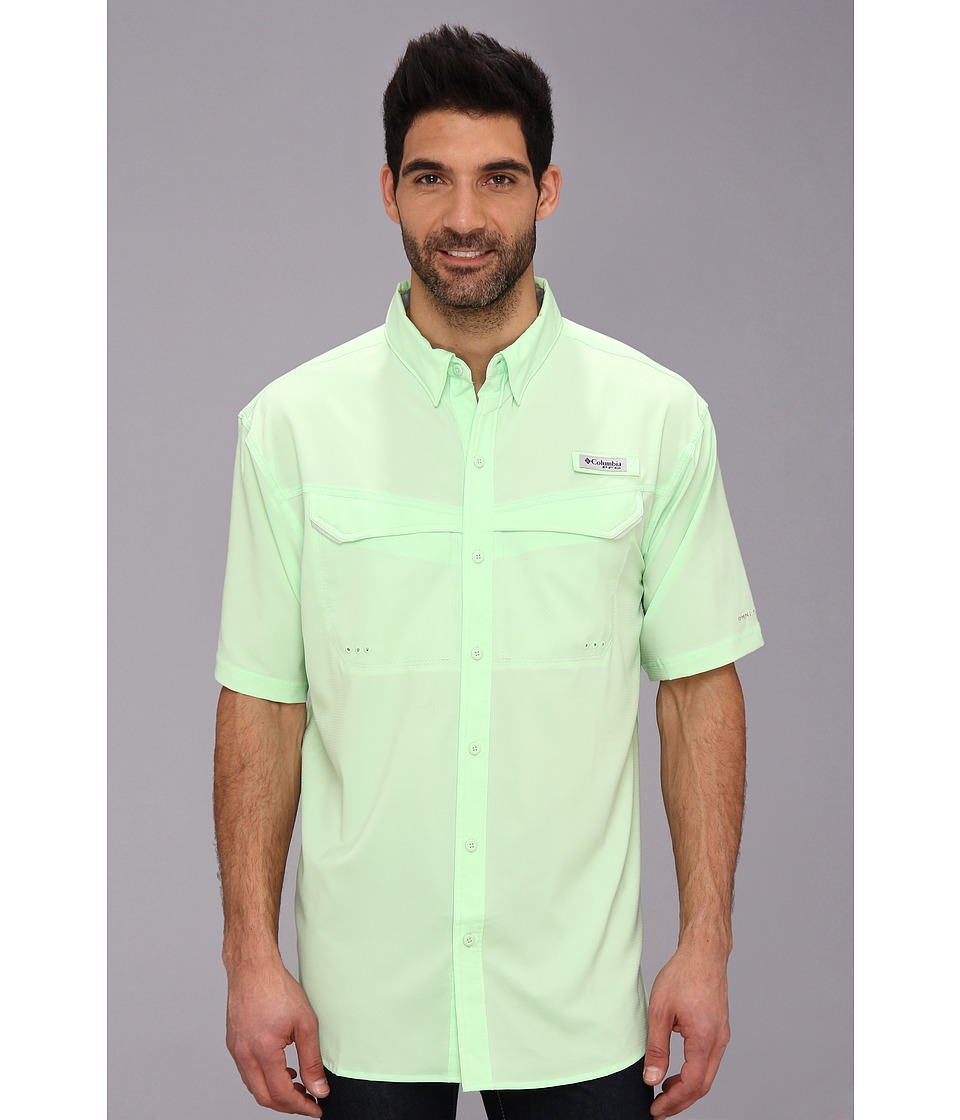 Columbia - Low Drag Offshore S/S Shirt (Key West) Men's Short Sleeve Button Up