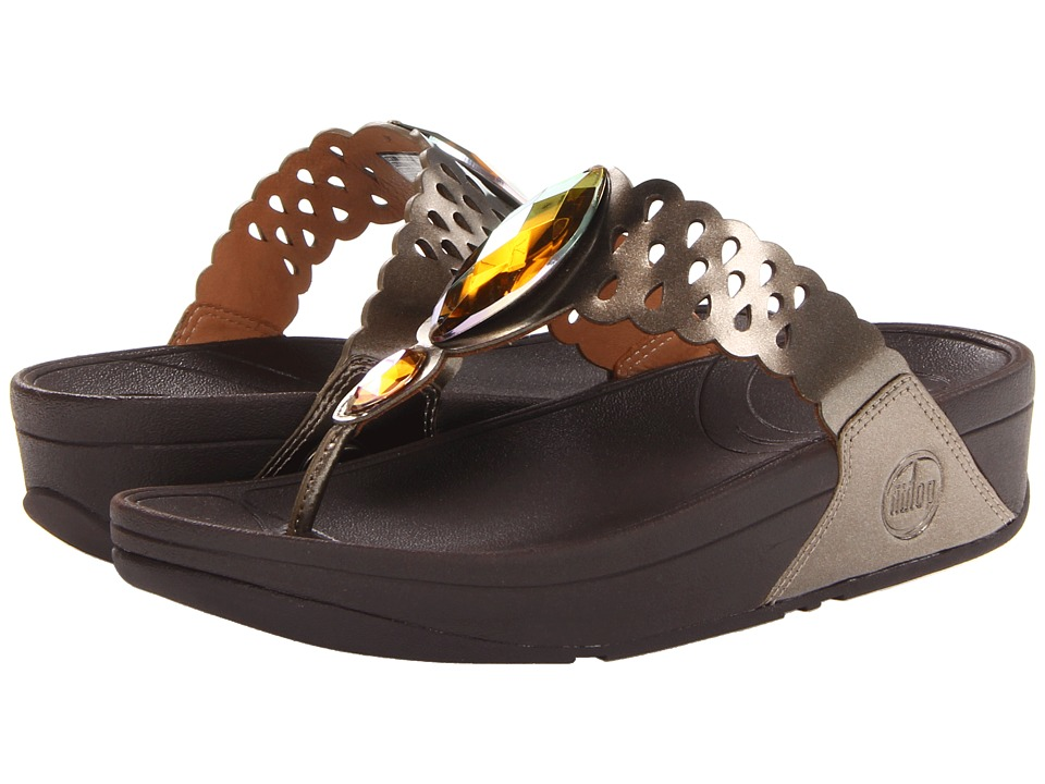 FitFlop - Bijoo (Bronze) Women's Sandals