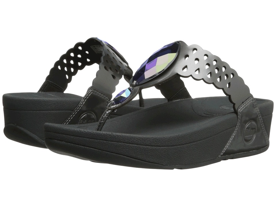 FitFlop - Bijoo (Pewter) Women's Sandals