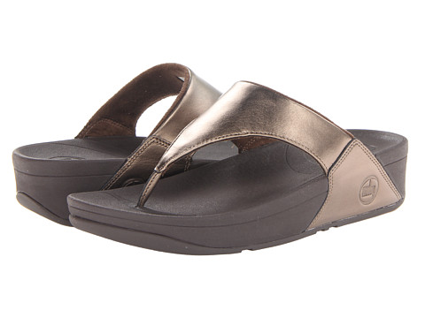 FitFlop - Lulu (Bronze) Women