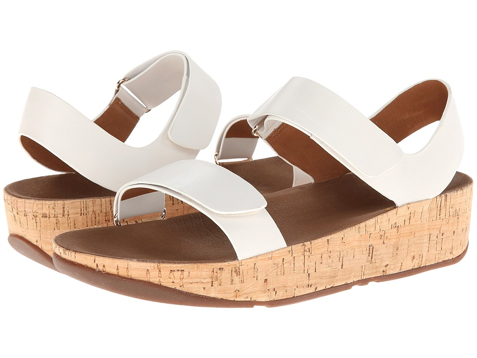 FitFlop - Bon Easy (Urban White) Women's Shoes