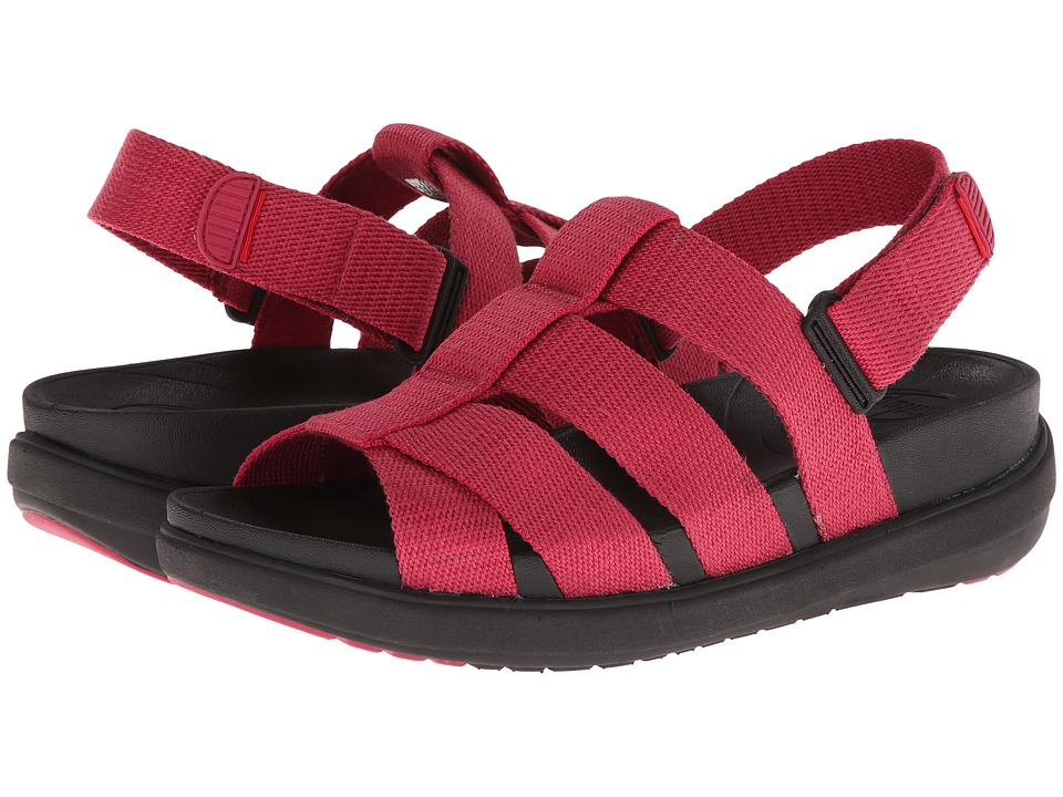 FitFlop - Sling Comber (Rio Pink) Women's Shoes