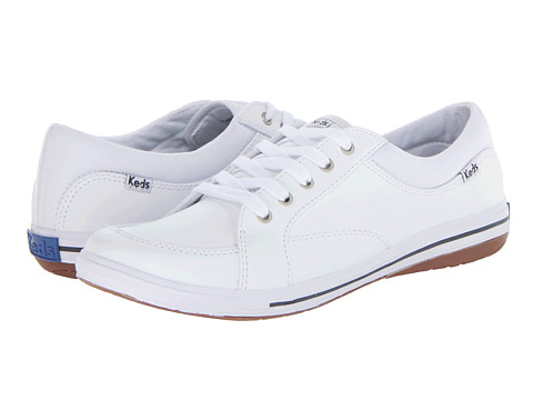 keds vollie white leather