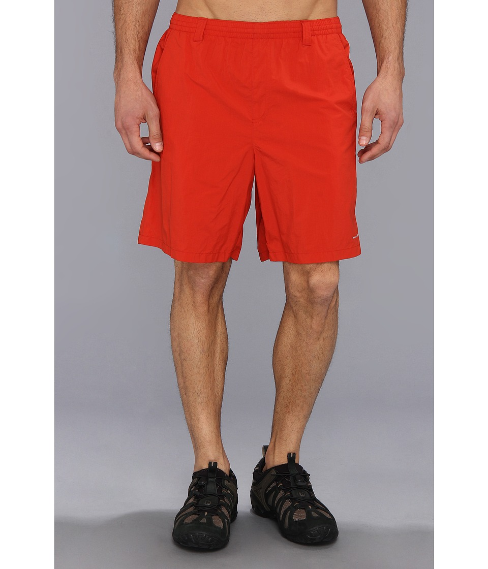 Columbia - Backcast III Water Trunk (Sail Red) Men's Shorts