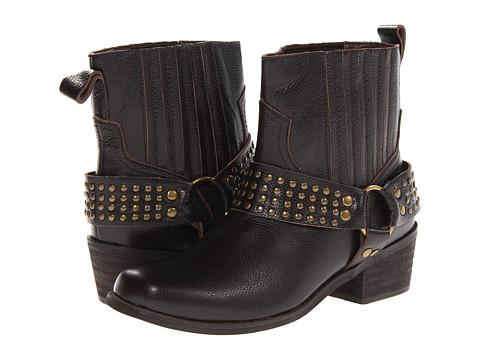 VOLATILE - Geri (Brown) Women's Pull-on Boots