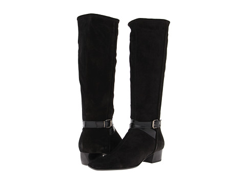 Sesto Meucci - Dalyn (Black Sayo Velour/Calf) Women's Shoes