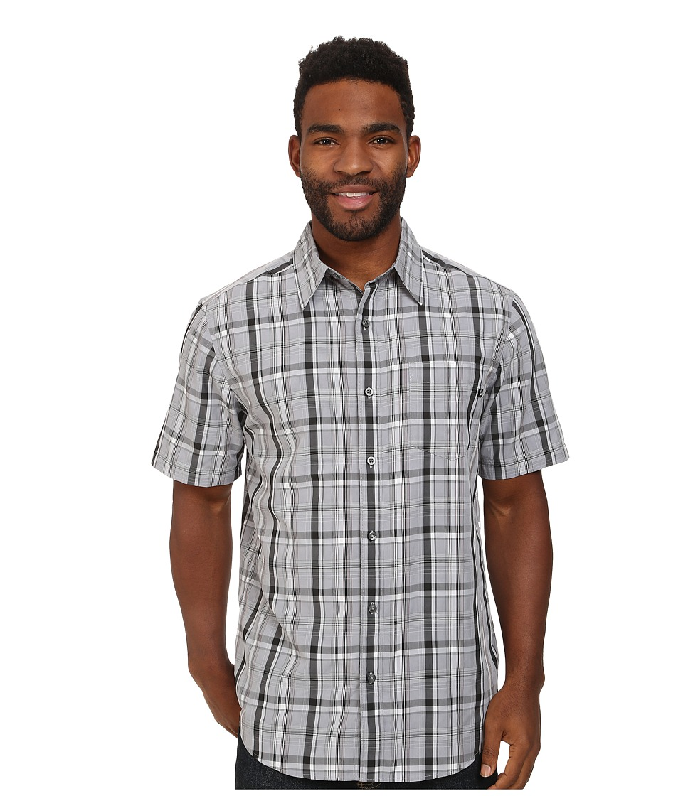 Marmot - Newport SS (Cinder) Men's Clothing