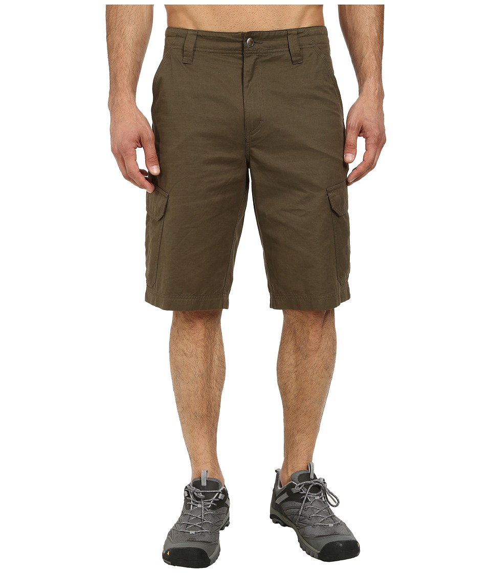 Marmot - Hayes Cargo Short (Deep Olive) Men's Shorts