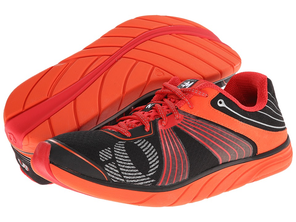 Pearl Izumi - Em Road N 1 (Black/Red) Men's Running Shoes