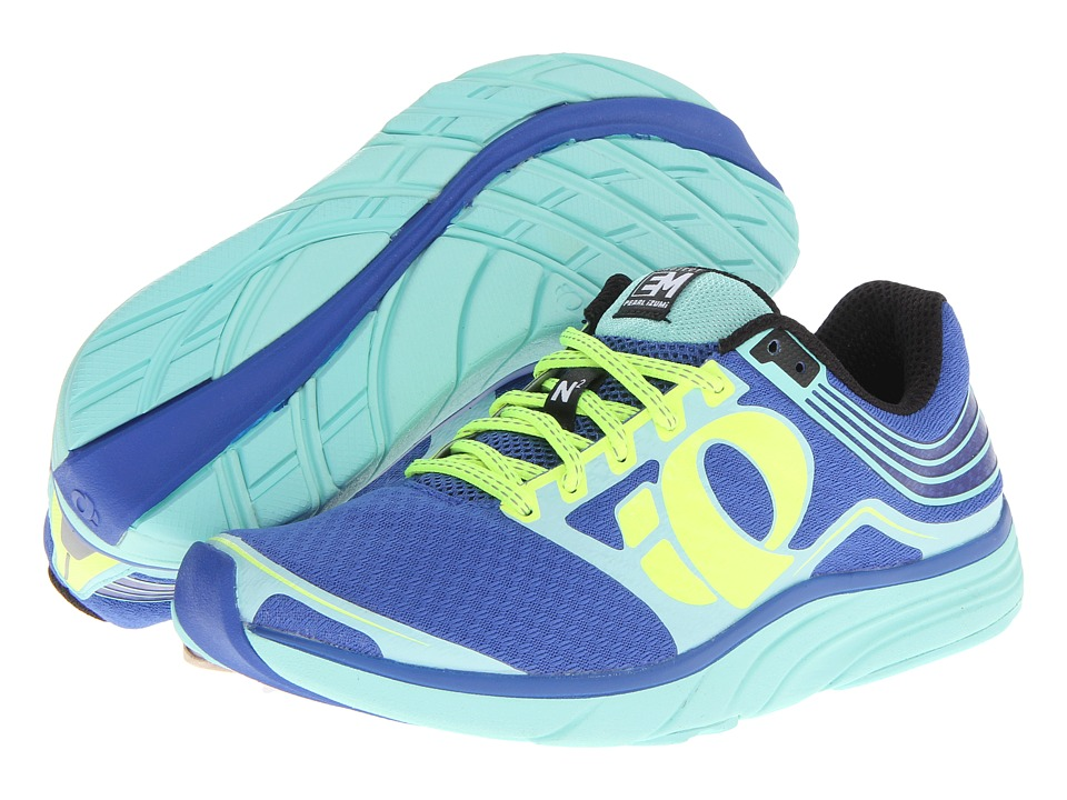 Pearl Izumi - Em Road N 2 (Dazzling Blue/Black) Women's Running Shoes