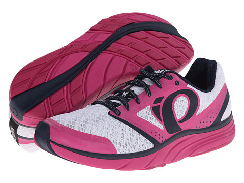 Pearl Izumi - Em Road M 2 (Rasberry Rose/White) Women