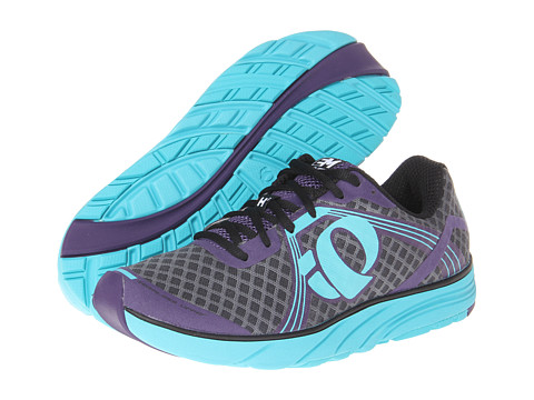 Pearl Izumi - Em Road H 3 (Blackberry/Scuba Blue) Women's Running Shoes