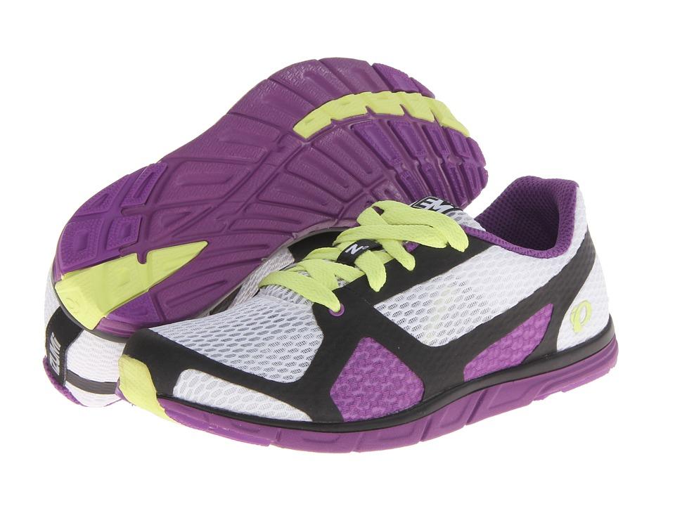 Pearl Izumi - Em Road N 0 (White/Black) Women's Running Shoes