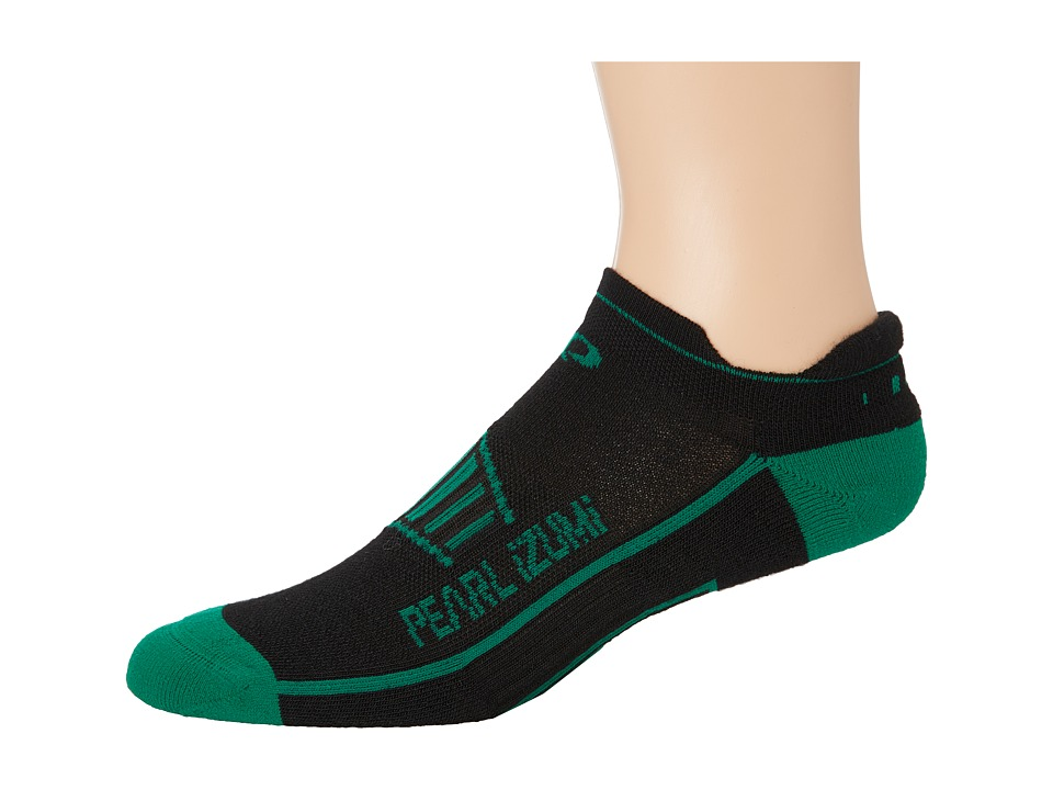 Pearl Izumi - Fly No Show Run Sock (Jelly Bean) Men