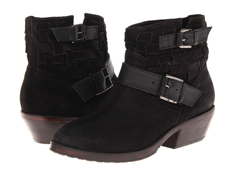 Me Too - Adam Tucker - Sugar 14 (Black Split Suede) Women's Boots