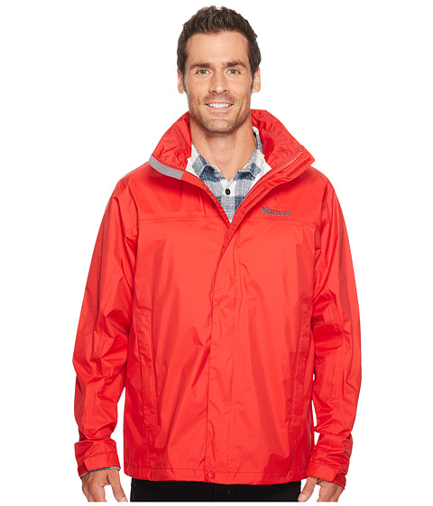 Marmot - PreCip Jacket (Team Red) Men's Jacket