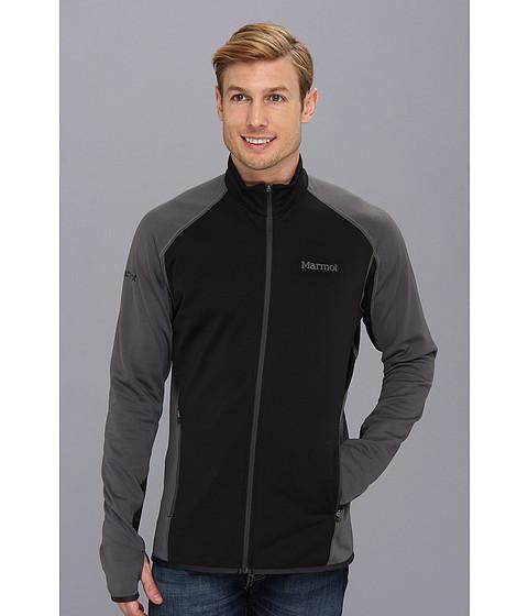 Marmot - Caldus Jacket (Black/Slate Grey) Men