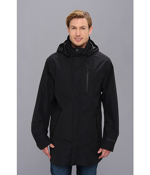 Marmot - Traveler Jacket (Black) Men's Coat