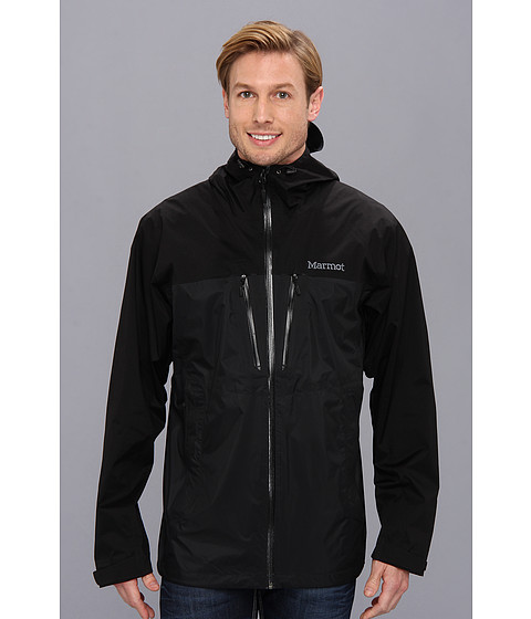Marmot - Spectra Jacket (Black) Men's Coat