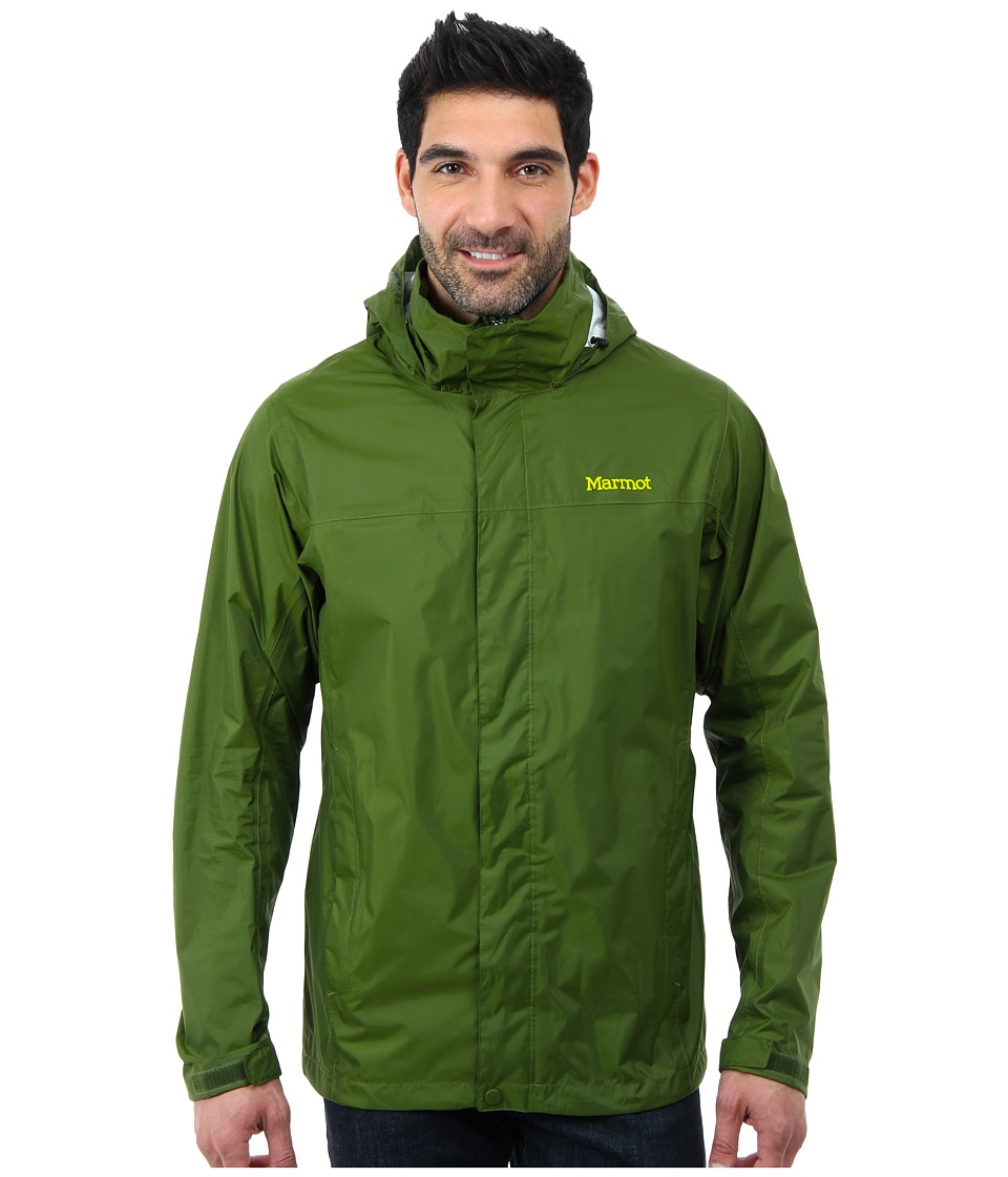 Marmot - PreCip Jacket Tall (Greenland) Men's Jacket