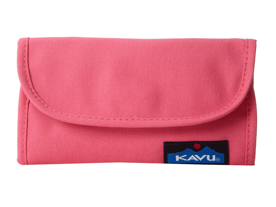 KAVU - Big Spender (Hot Pink) Wallet Handbags