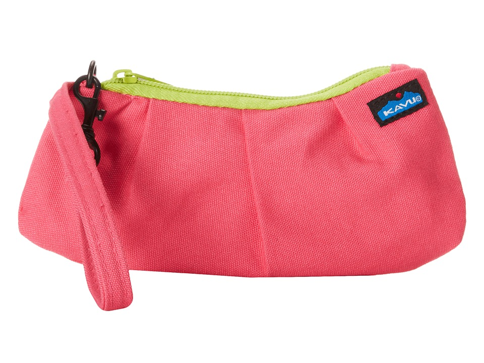 KAVU - Kennedy Clutch (Hot Pink) Clutch Handbags