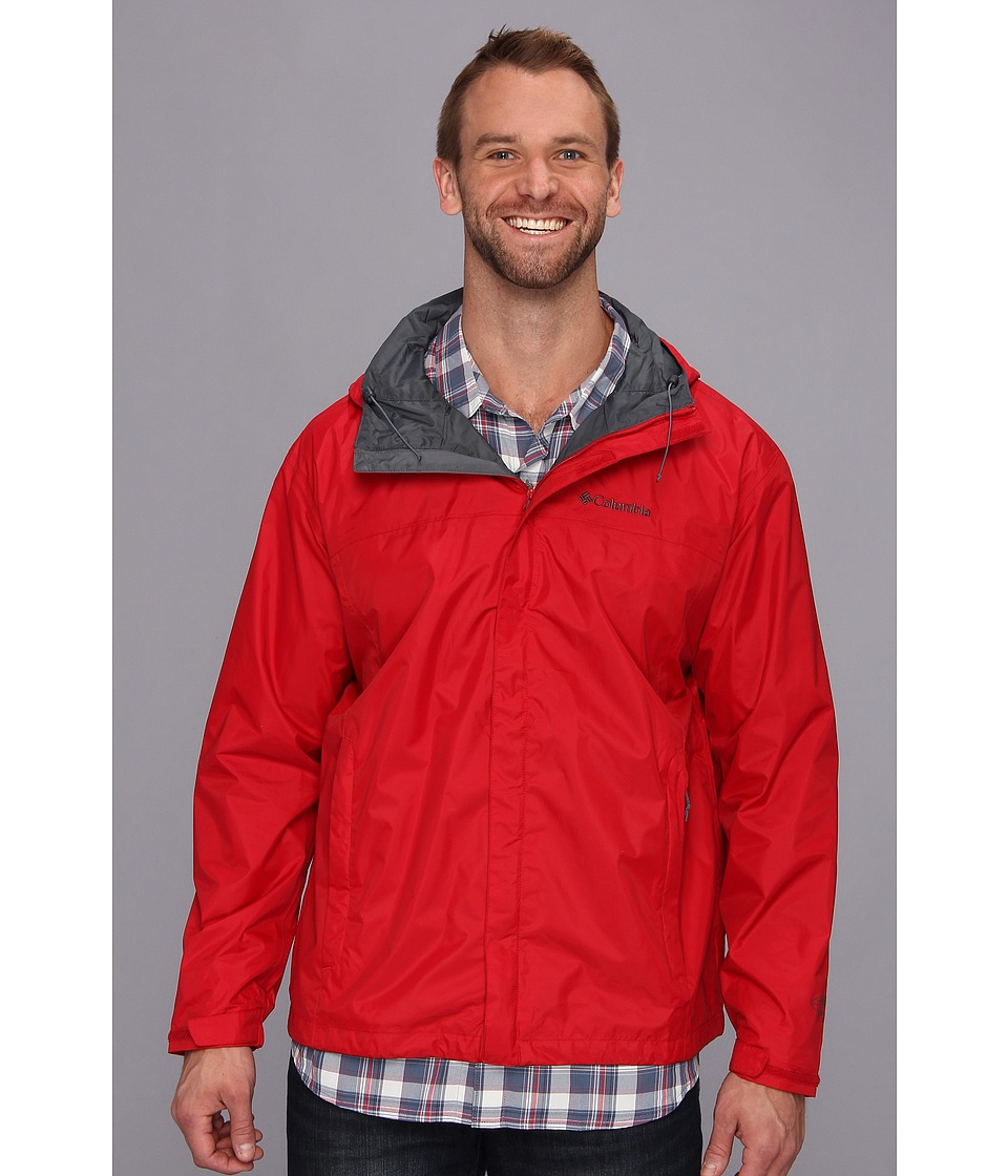 Columbia - Watertight II Jacket - Extended (Rocket) Men's Coat